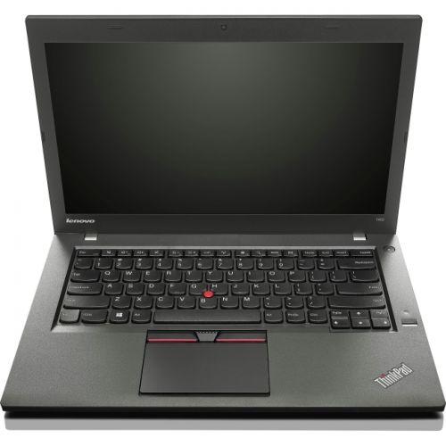 "Lenovo Thinkpad T450 14"" Laptop (Intel Core i5 / 256 GB SSD / 8 GB / Windows 7)"