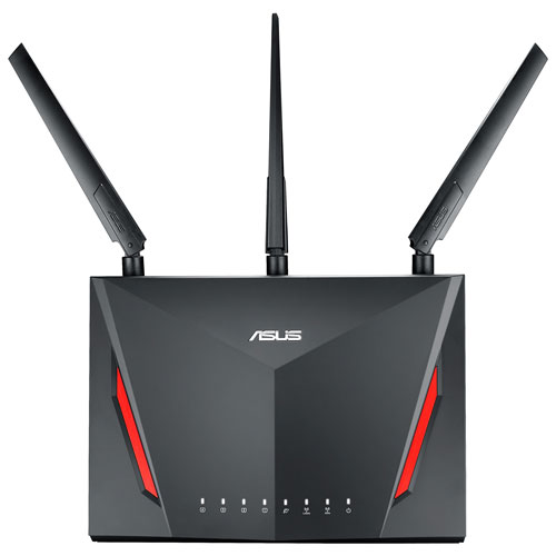 Asus wireless ac2900 dual band gigabit router rt ac86u wireless asus wireless ac2900 dual band gigabit router rt ac86u keyboard keysfo Images