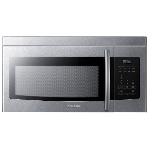 Samsung Over The Range Microwave 16 Cu Ft Stainless Steel