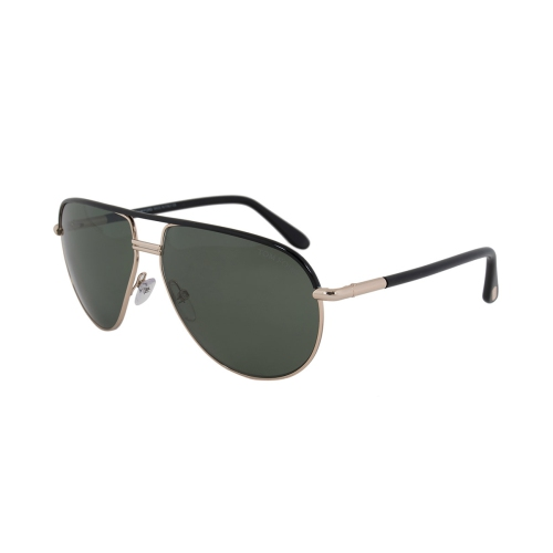 16c0610fbd1 Tom Ford Cole Polarized Aviator Sunglasses FT0285 01J 61 POL