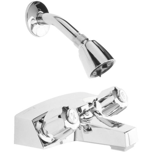 Belanger 3068 8 5 X 13 75 X 4 19 In Bathtub Shower Faucet With 2 Handles Polished Chrome Best Buy Canada