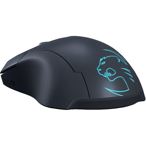 eb53b319ab8 ROCCAT Lua ROC-11-310-AM 2000 dpi Tri-Button Optical Gaming Mouse - Black |  Best Buy Canada