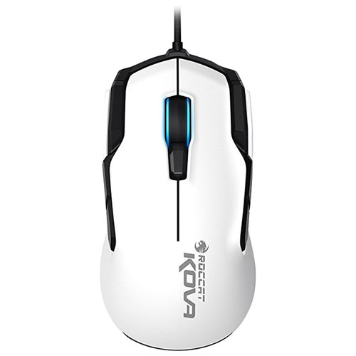 ROCCAT Kova ROC-11-503-AM 7000 dpi Pure Performance Pro-Optic Gaming Mouse - White