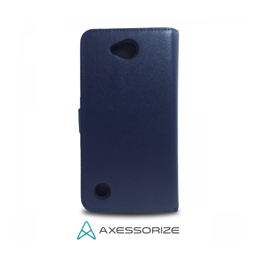 Axessorize Folio Case LG X Power 2 Bleu