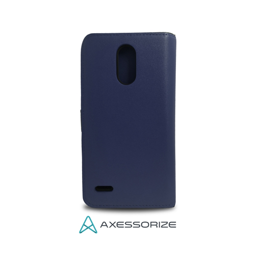Axessorize Folio Case LG Stylo 3 Plus Blue