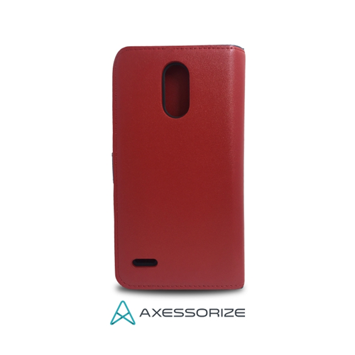 Axessorize Fitted Hard Shell Case - Red