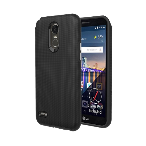 Axessorize Protech Case LG Stylo 3 Plus Black