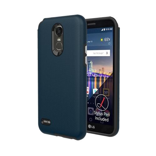 Axessorize Protech Case LG Stylo 3 Plus Bleu Cobalt