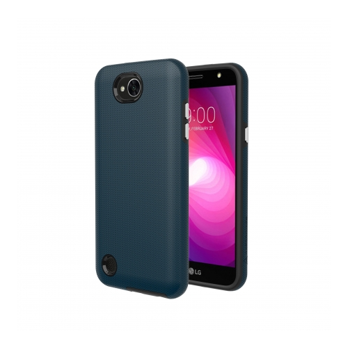Axessorize Fitted Hard Shell Case - Cobalt Blue