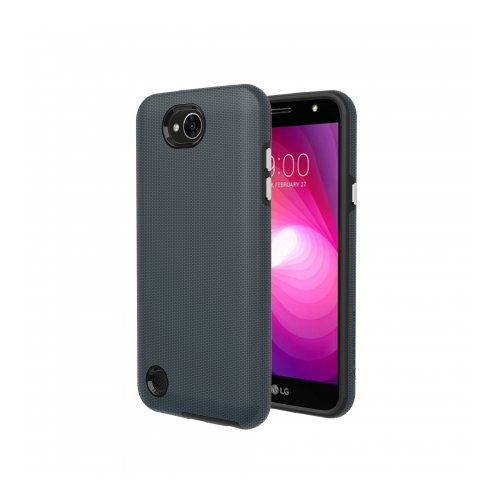Axessorize Protech Case LG X Power 2 Army Grey