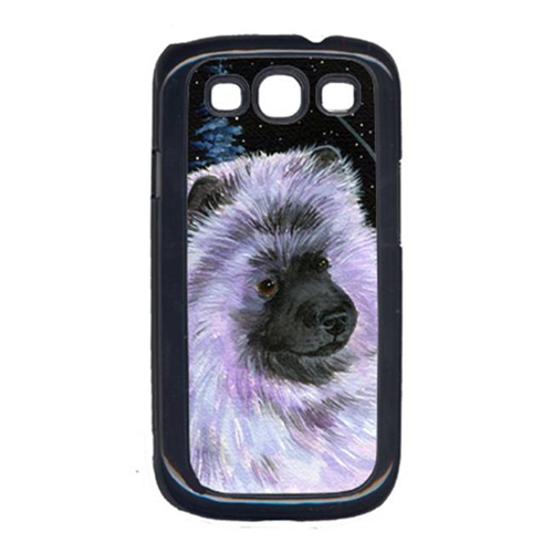 Carolines Treasures SS8412GALAXYSIII Starry Night Keeshond Galaxy S111 Cell Phone Cover