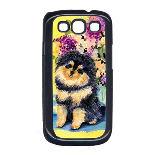Carolines Treasures SS8290GALAXYSIII Pomeranian Cell Phone Cover Galaxy S111