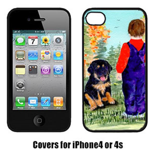 Carolines Treasures SS8548IP4 Tibetan Mastiff Iphone4 Cover