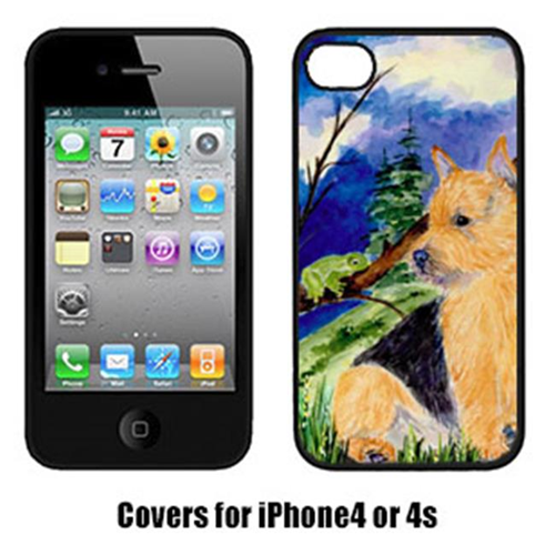 Carolines Treasures SS8984IP4 Norwich Terrier Cell Phone Cover Iphone4