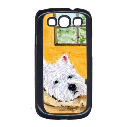 Carolines Treasures SS8785GALAXYSIII Westie Galaxy S111 Cell Phone Cover