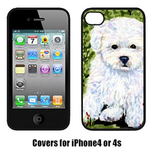 Carolines Treasures SS8913IP4 Bichon Frise Cell Phone Cover Iphone4