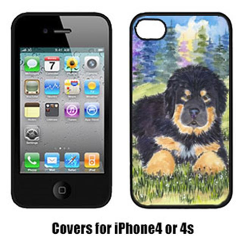 Carolines Treasures SS1037IP4 Tibetan Mastiff Iphone 4 Cover
