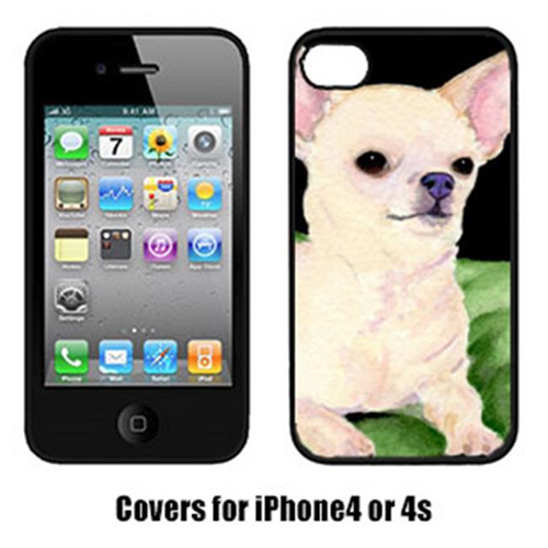 Carolines Treasures SS8798IP4 Chihuahua Cell Phone Cover Iphone4