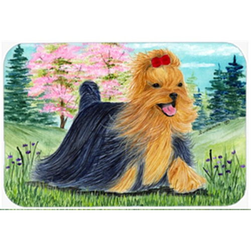 Carolines Treasures SS8188MP Yorkie Mouse Pad Hot Pad & Trivet