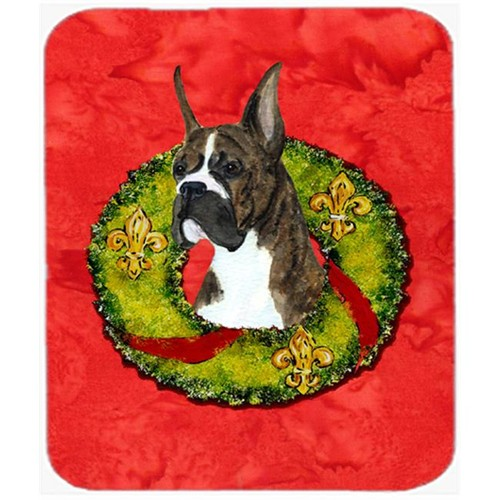 Carolines Treasures SS4195MP Boxer Mouse Pad Hot Pad or Trivet