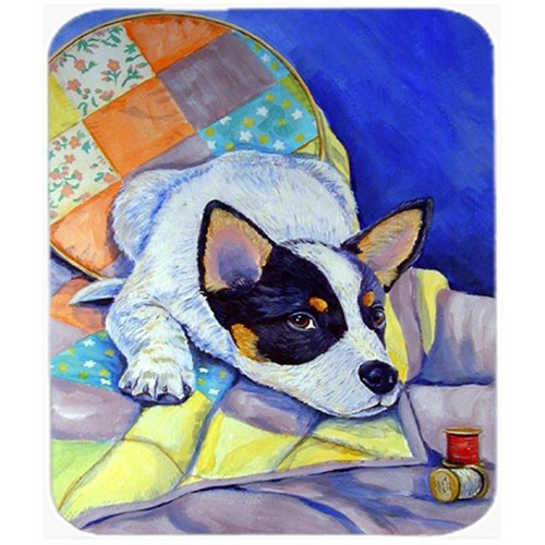 Carolines Treasures 7050MP 9.5 x 8 in. Australian Cattle Dog Sew Perfect Mouse Pad Hot Pad or Trivet