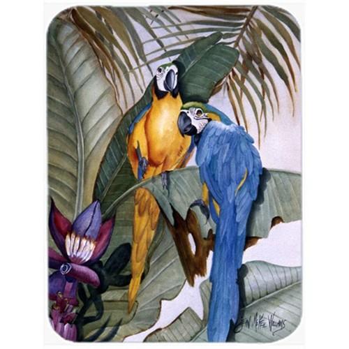Carolines Treasures JMK1195MP Parrots Mouse Pad Hot Pad & Trivet