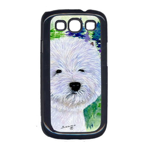Carolines Treasures SS8002GALAXYSIII Westie Galaxy S111 Cell Phone Cover
