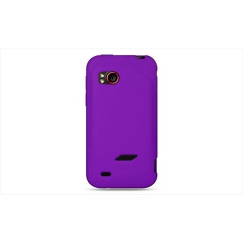 DreamWireless SCHTCVIGORPP-PR HTC Rezound & Vigor Premium Skin Case - Purple