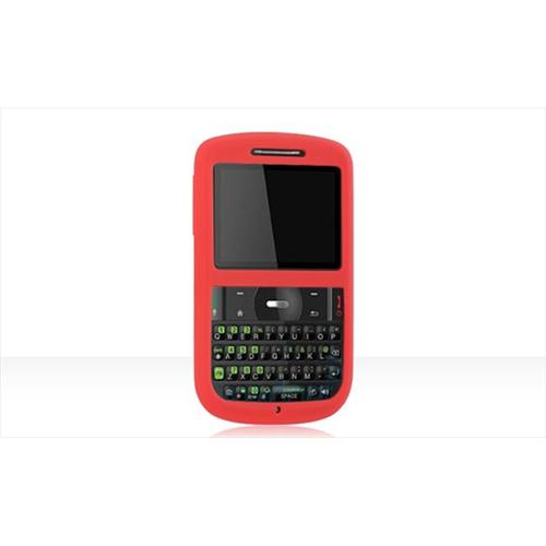 DreamWireless SCHTC6175RD-PR HTC XV6175 & Ozone Premium Skin Case - Red