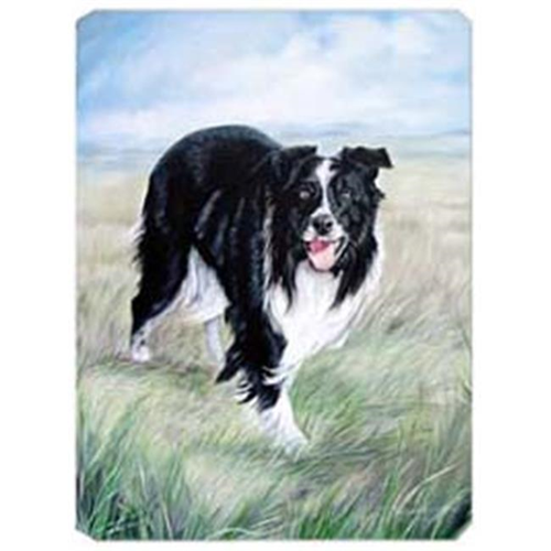 Carolines Treasures VLM1020MP Border Collie Mouse Pad & Hot Pad & Trivet