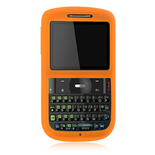 DreamWireless SCHTC6175OR-PR HTC XV6175 & Ozone Premium Skin Case - Orange