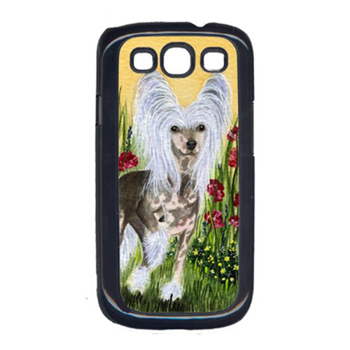 Carolines Treasures SS8185GALAXYSIII Chinese Crested Cell Phone Cover For Galaxy S111
