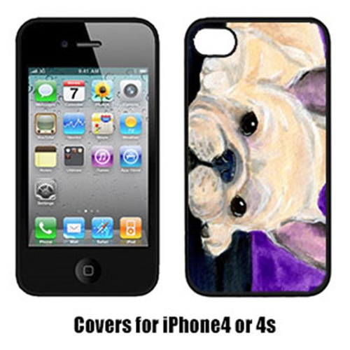 Carolines Treasures SS8698IP4 French Bulldog Cell Phone Cover Iphone4