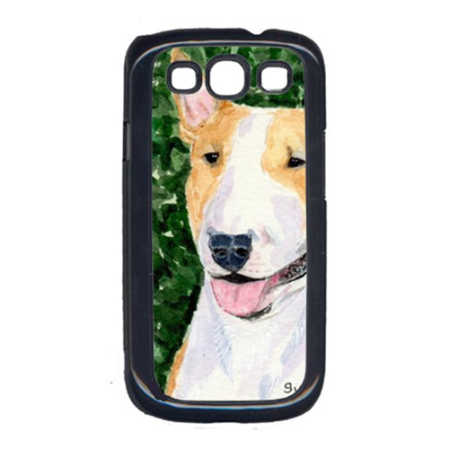 Carolines Treasures SS8873GALAXYSIII Bull Terrier Cell Phone Cover For Galaxy S111