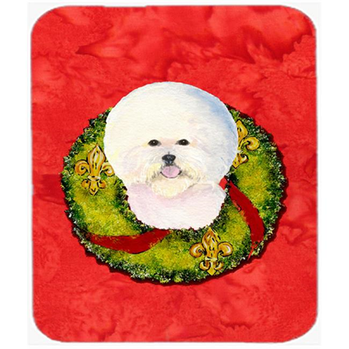 Carolines Treasures SS4213MP Bichon Frise Mouse Pad Hot Pad or Trivet