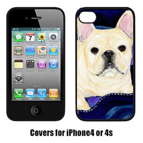 Carolines Treasures SS8126IP4 French Bulldog Iphone 4 Cover