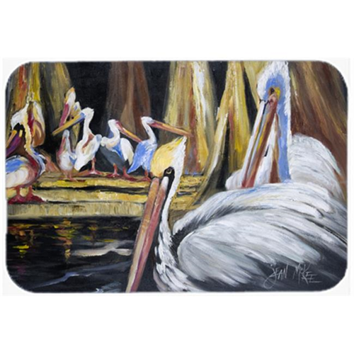 Carolines Treasures JMK1137MP Pelicans Mouse Pad Hot Pad & Trivet