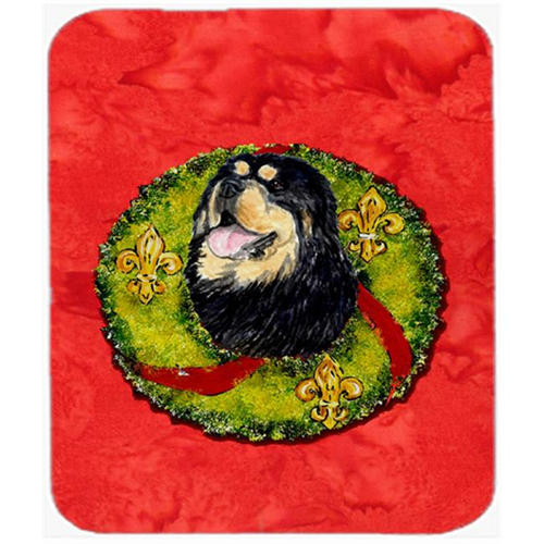 Carolines Treasures SS4199MP Tibetan Mastiff Mouse Pad Hot Pad or Trivet
