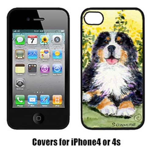 Carolines Treasures SS8708IP4 Bernese Mountain Dog Iphone4 Cover
