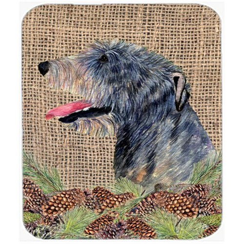 Carolines Treasures SS4095MP Irish Wolfhound Mouse Pad Hot Pad or Trivet