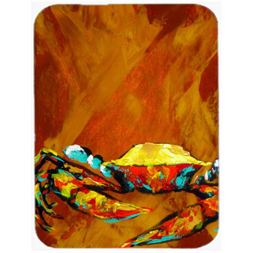 Carolines Treasures MW1190MP Caramel Coated Crab Mouse Pad Hot Pad & Trivet