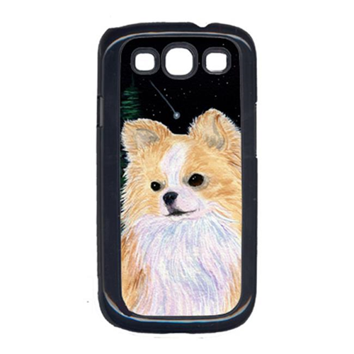 Carolines Treasures SS8508GALAXYSIII Starry Night Chihuahua Cell Phone Cover For Galaxy S111
