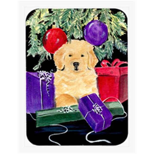 Carolines Treasures SS8581MP Golden Retriever Mouse Pad & Hot Pad Or Trivet