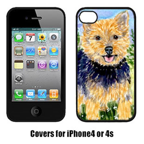 Carolines Treasures SS8894IP4 Norwich Terrier Cell Phone Cover Iphone4