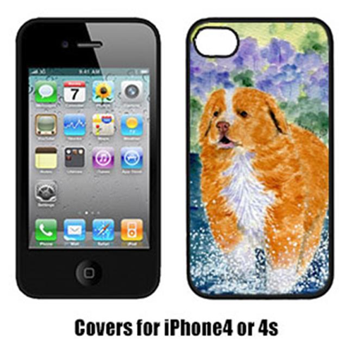 Carolines Treasures SS8619IP4 Nova Scotia Duck Toller Iphone4 Cover