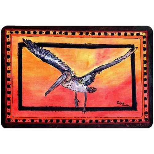 Carolines Treasures 8095MP Bird - Pelican Mouse Pad Hot Pad Or Trivet