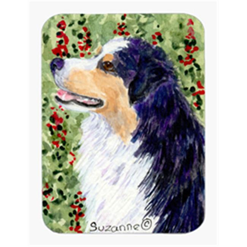 Carolines Treasures SS8845MP Australian Shepherd Mouse Pad & Hot Pad Or Trivet