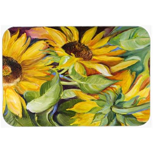 Carolines Treasures JMK1122MP Sunflowers Mouse Pad Hot Pad & Trivet