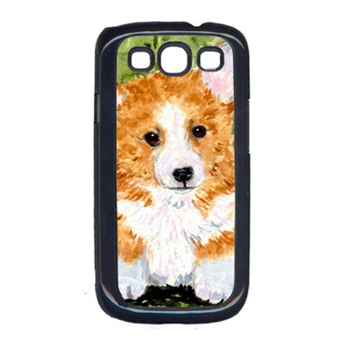 Carolines Treasures SS8710GALAXYSIII Corgi Galaxy S111 Cell Phone Cover