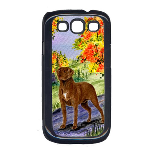 Carolines Treasures SS8427GALAXYSIII Chesapeake Bay Retriever Cell Phone Cover For Galaxy S111